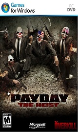 1e58b2cd3f10becd98e441a5a5b3b432 - Payday The Heist-RELOADED