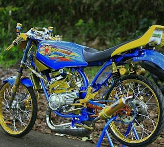 Yamaha RX King  bekas di jual