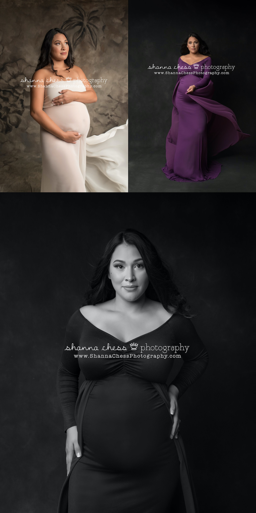 eugene oregon maternity photography studio