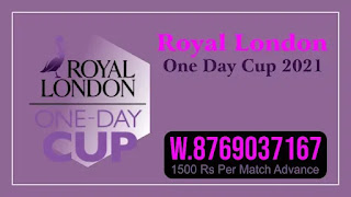 Match Semi Final 1 Royal London One-Day Cup: GLAM vs ESS Today cricket match prediction 100 sure