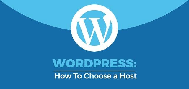 how to find best wordpress hosting service provider