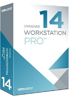 VMware Workstation Pro 14.1.2 Build 8497320 poster box cover
