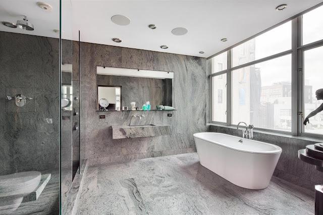 contemporary guest bathroom design ideas