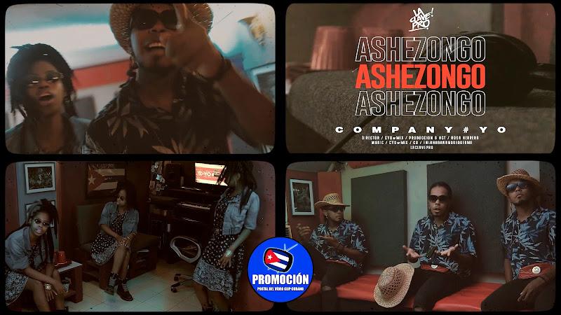 CompanyYo - ¨Ashezongo¨ - Videoclip - Dirección: CYO. Portal Del Vídeo Clip Cubano. Música urbana cubana. Cuba.