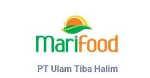 Lowongan Kerja PT. Ulam Tiba Halim (UTH) Mei 2019
