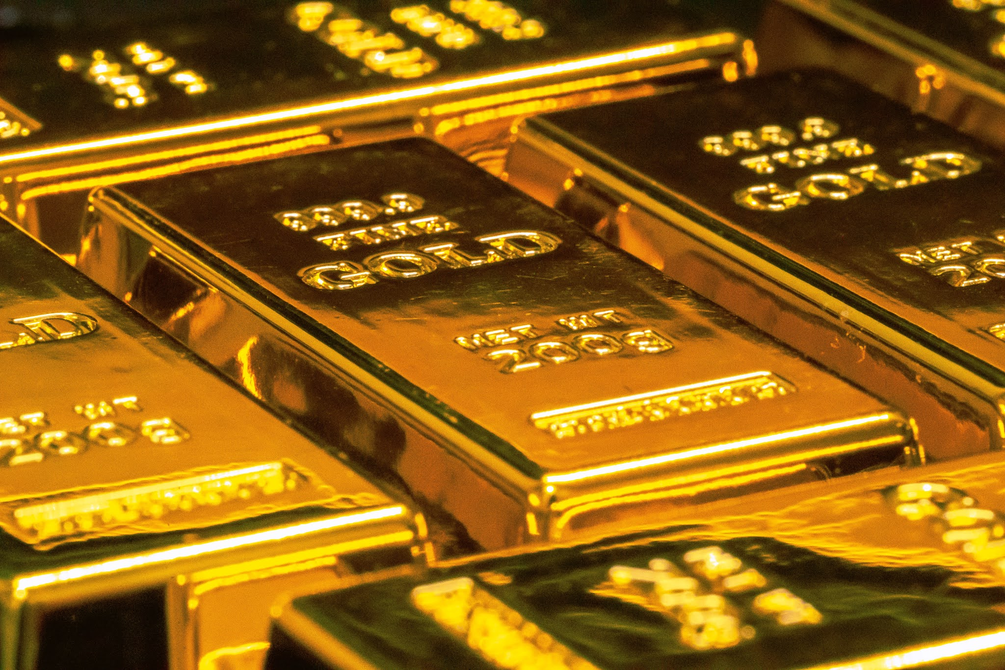 GOLD, SILVER & OTHER COMMODITIES
