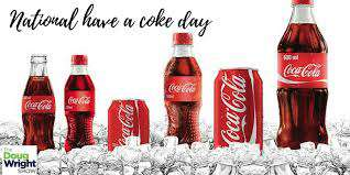 National Have a Coke Day Wishes Awesome Images, Pictures, Photos, Wallpapers