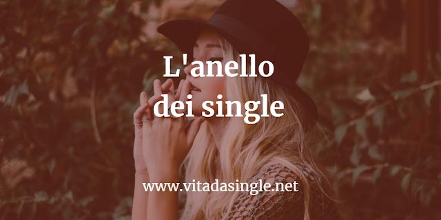 Singelringen anello dei single