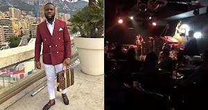 Hushpuppi blasted by Nigerian Man For Lying He Was At VIP Section Of An Event