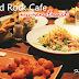 New Menu Launch at Hard Rock Cafe!