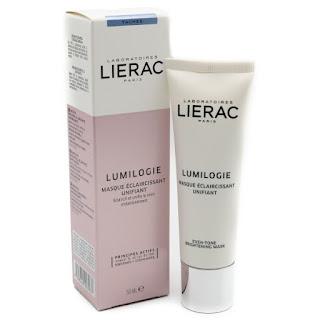 Lierac Lumilogie, la maschera per combattere le macchie cutanee