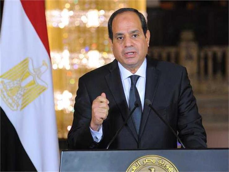 الرئيس السيسي يعلن عن فرض حالة الطواريء في مصر