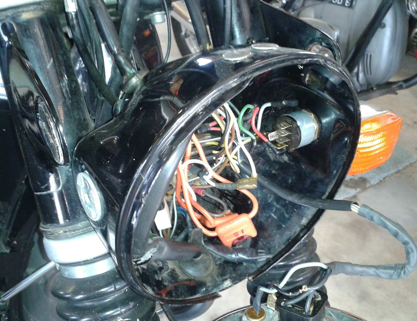 Bmw Fan Switch Wiring Diagram Will Be A Thing Acdelco Headlight Airhead Ignition With Light