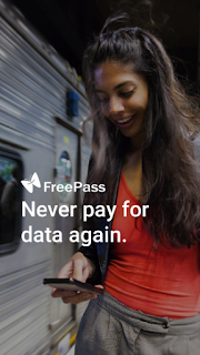 FreePass App Recharge loot