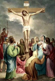Maria aos pés da Cruz