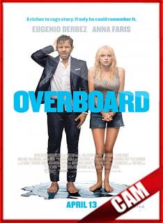 Overboard (Amor a la deriva) (2018) | CamRip Latino HD GDrive 1 Link