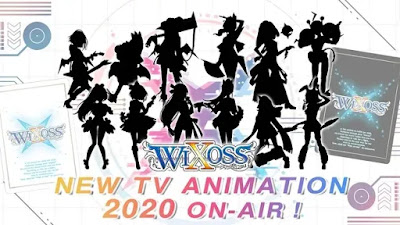 Nuevo anime para WIXOSS en 2020.