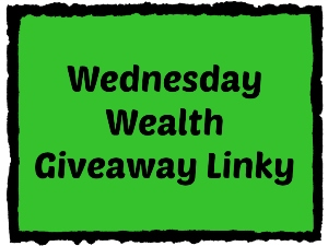 Wednesday Wealth Giveaway