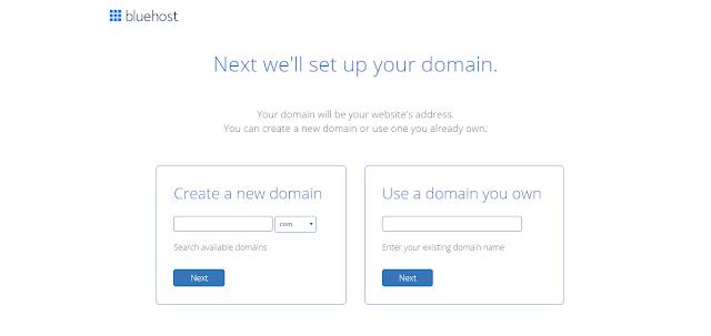 Pick a Domain Name