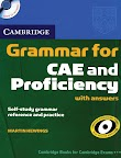 Cambridge Grammar For CAE And Proficiency (PDF + CD) Bản đẹp nhất