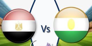 ماتش مصر ضد النيجر بث مباشر يلا كوره اون لاين