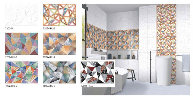 Modern Bathroom Tiles