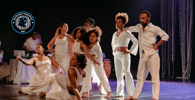 Casa de Cultura de Parelheiros recebe espetáculo de dança afro-contemporânea