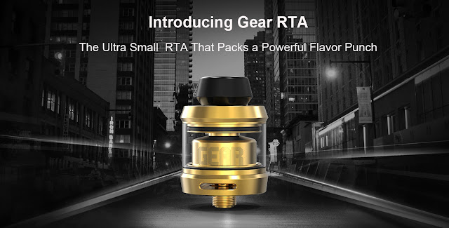 What Will You Get from Gear RTA - OFRF Vape News
