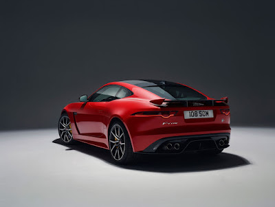 The New FOUR-cylinder Jaguar F-Type 2017