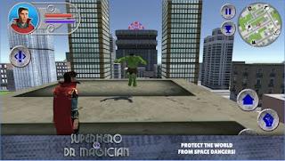 Games Superhero vs Doctor Magician Apk