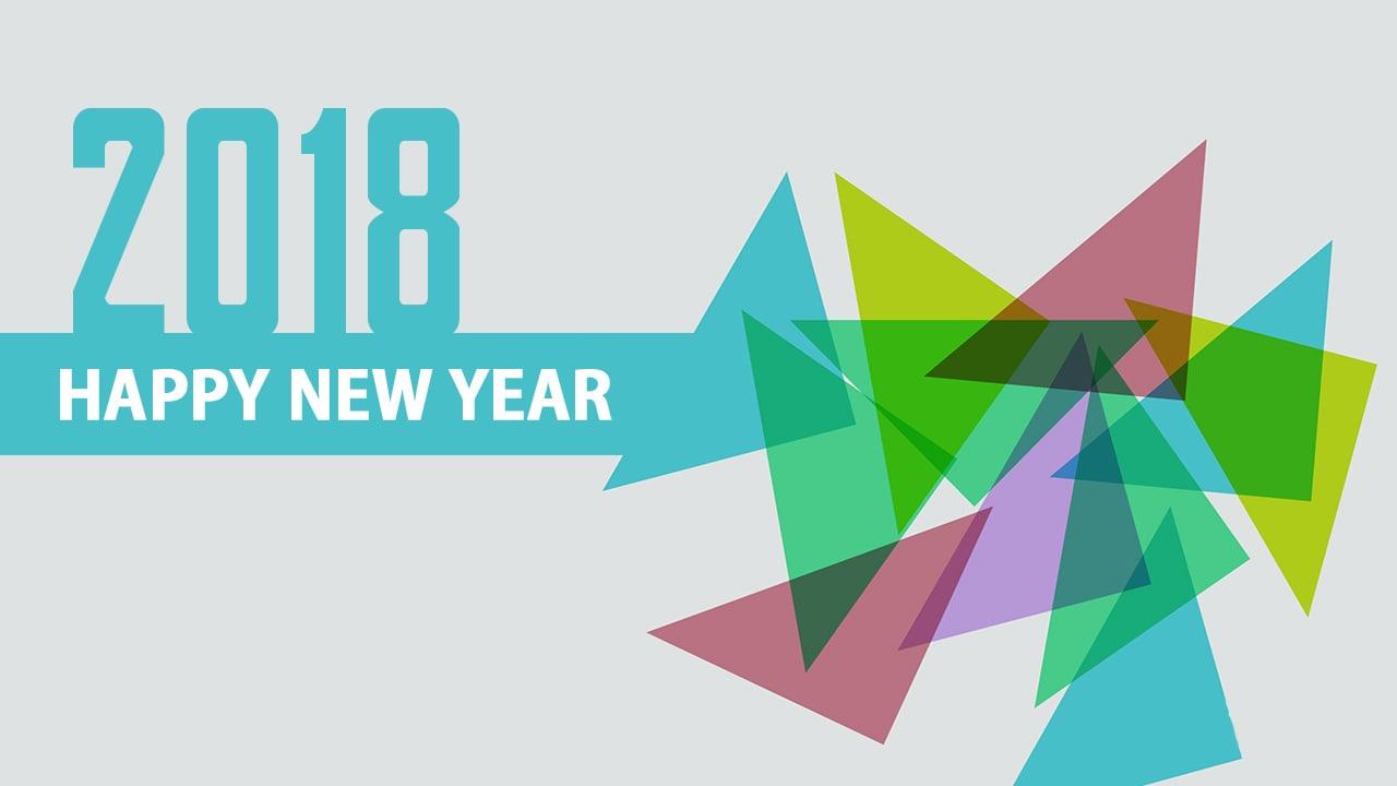 Chúc mừng năm mới 2018 toàn thể Blogger/Blogspot