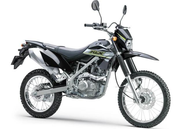 Ini Warna dan Spesifikasi KLX 150 dan KLX 150BF 2021