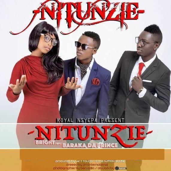 Bright Feat. Barakah Da Prince - Nitunzie