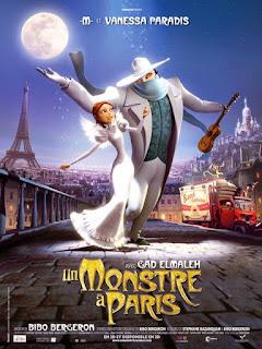 Un monstru la Paris Film Desene Dublat Online