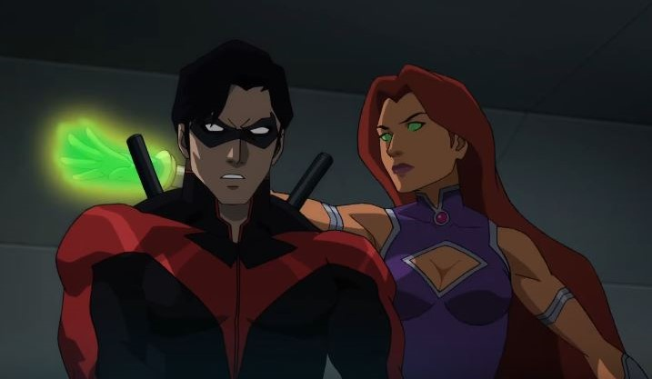 Dc Animated Movies Teen Titans