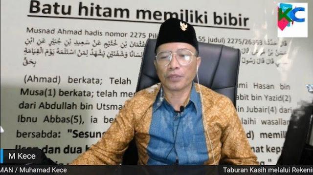 Youtuber Muhammad Kece Terancam Hukuman 6 Tahun Penjara