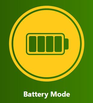Sustituto perfecto para el indicador de batería de Windows