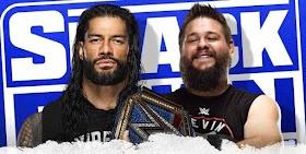 Repetición Wwe SmackDown 01 de Enero 2021 Full Show
