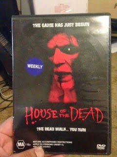 House of the dead reviewed at http://www.gorenography.com