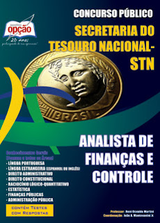 Apostila concurso Secretaria do Tesouro Nacional