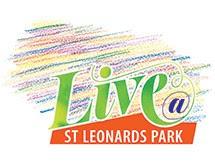 Logo for Live @ St Leonards Park