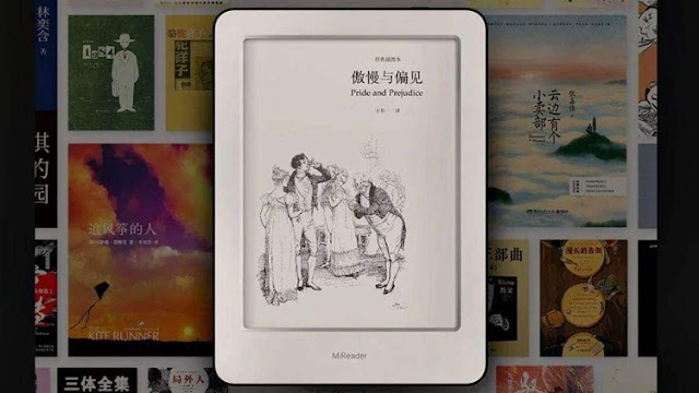 Xiaomi yakında kitap okumak için Mi Ebook Reader'ı tanıtacak