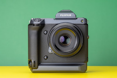 Fujifilm GFX100 Digital Camera Firmware Full Driversをダウンロード