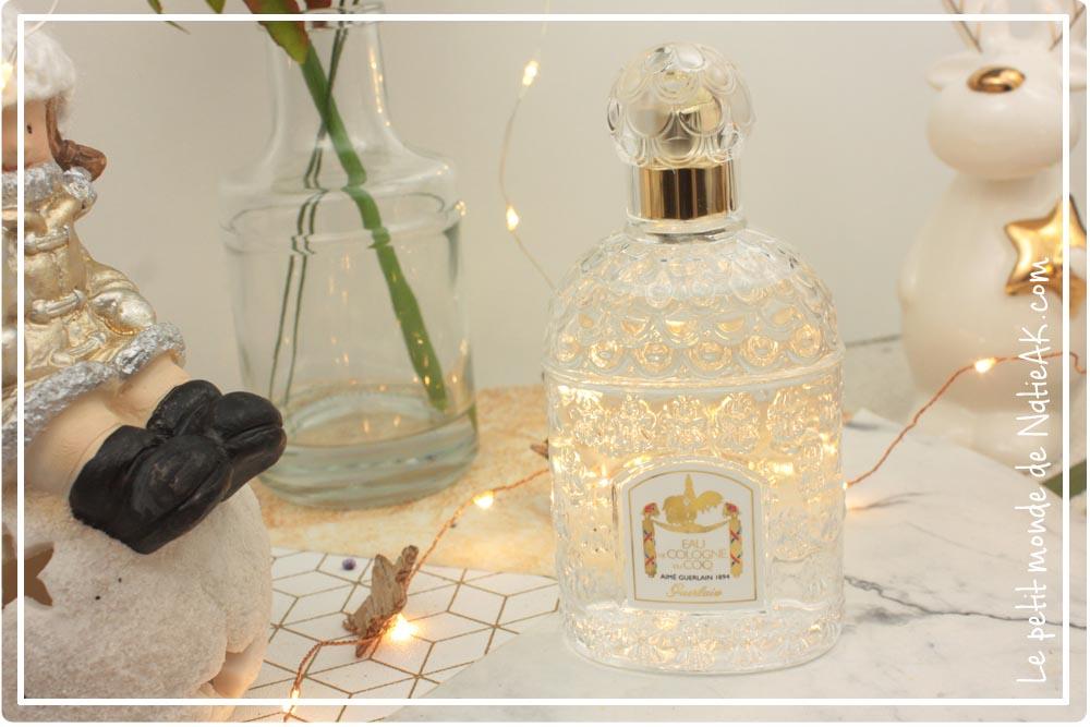 Cologne du parfumeur Guerlain