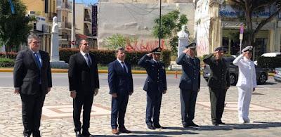 Η Ημέρα Μνήμης της Γενοκτονίας των Ελλήνων του Πόντου εορτάστηκε στην Καλαμάτα