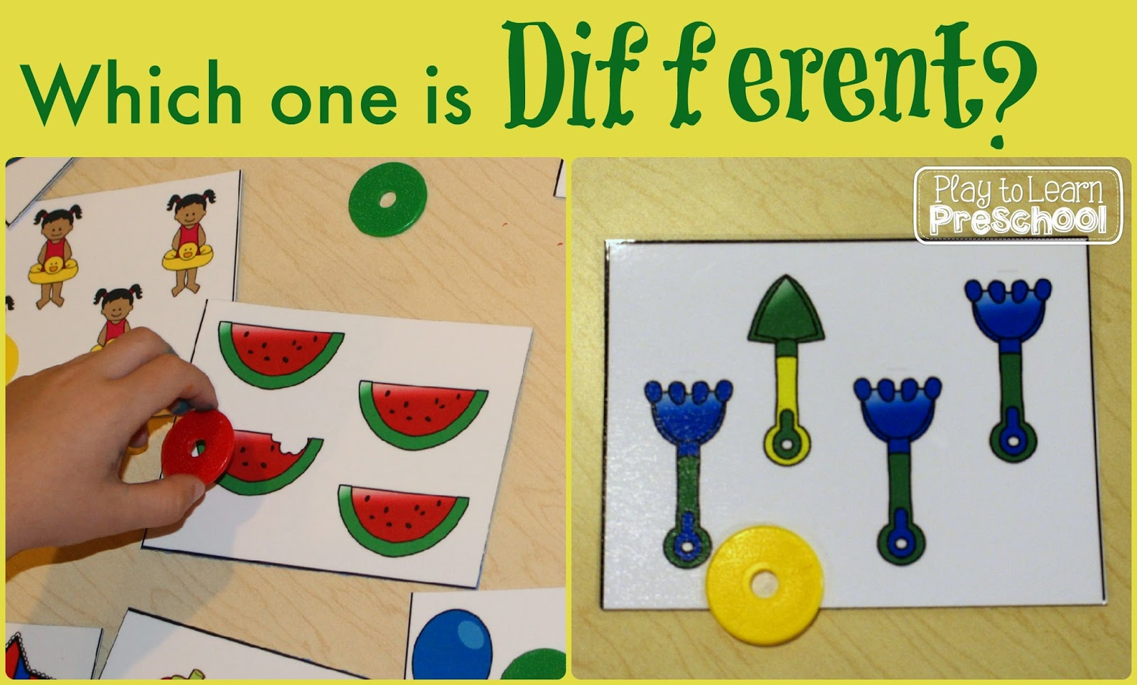 Play To Learn Preschool Summer Centers
