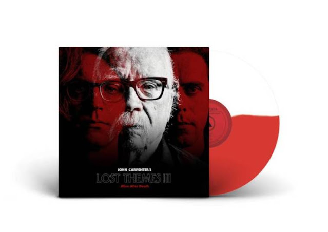 John Carpenter regresa con 'Lost Themes III'