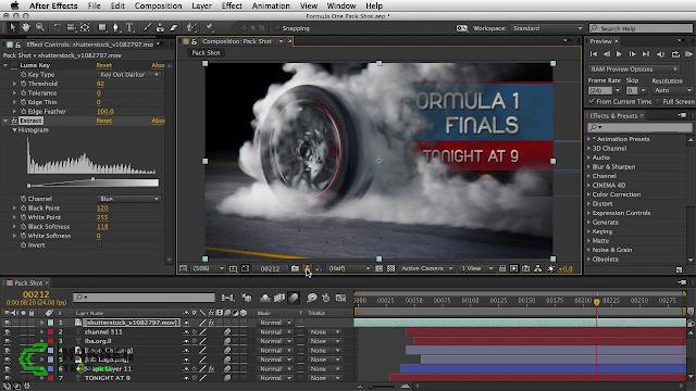 أفضل موقع لتحميل مؤثرات لبرنامج After Effects و Premiere  مجانًا