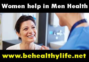 How Men Can Help in women health