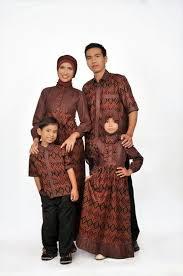 Baju Muslim Seragam Ayah Ibu Dan Anak